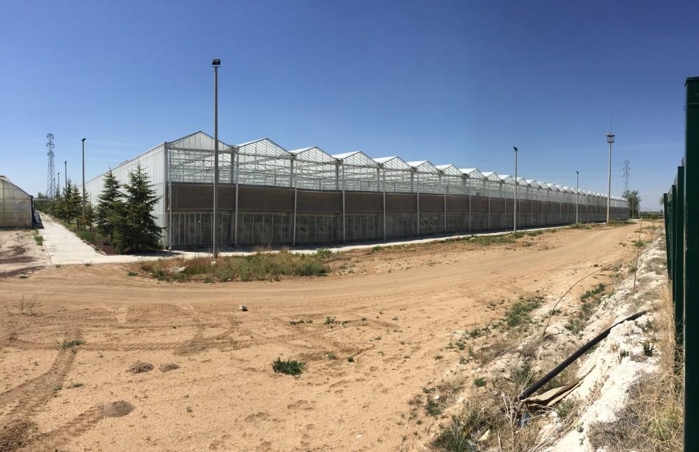Çumra Şeker Fabrikası Sera Temeli Yapımı || 3MC Yapı