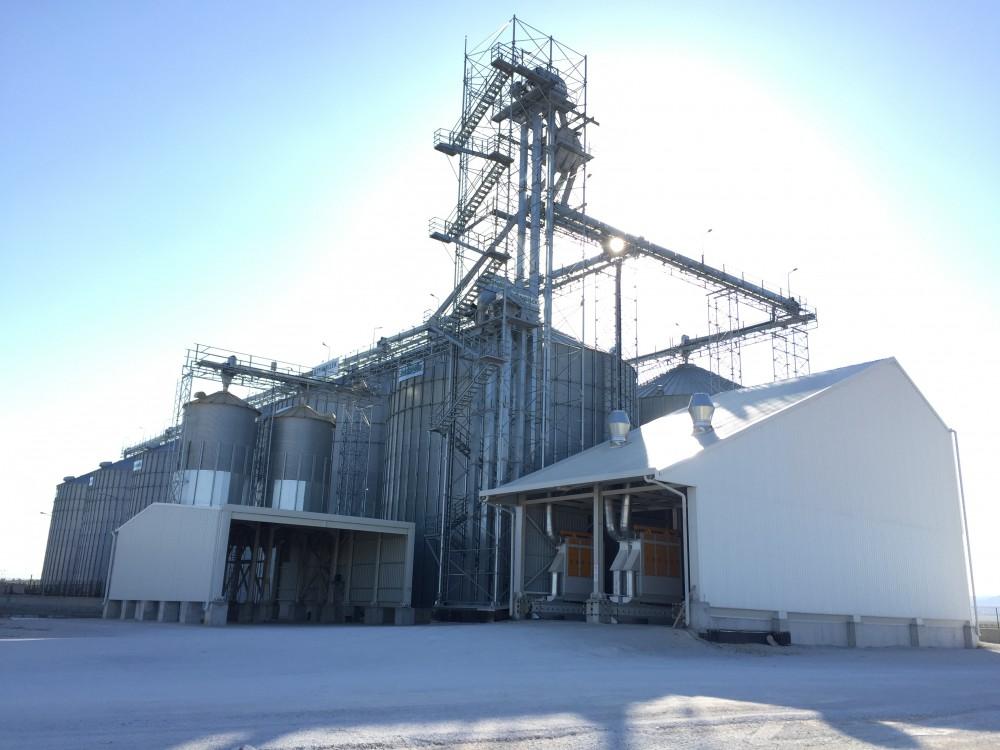 12 Adet Buğday Silosu Yapımı || 3MC Yapı