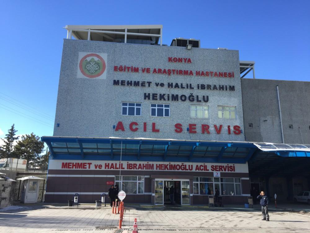 Konya E.A. Hastanesi Acil Servis Binası Yapımı || 3MC Yapı