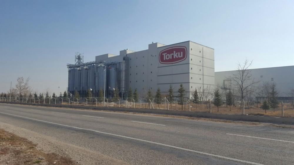 Konya Şeker Un Fabrikası İnşaatı || 3MC Yapı