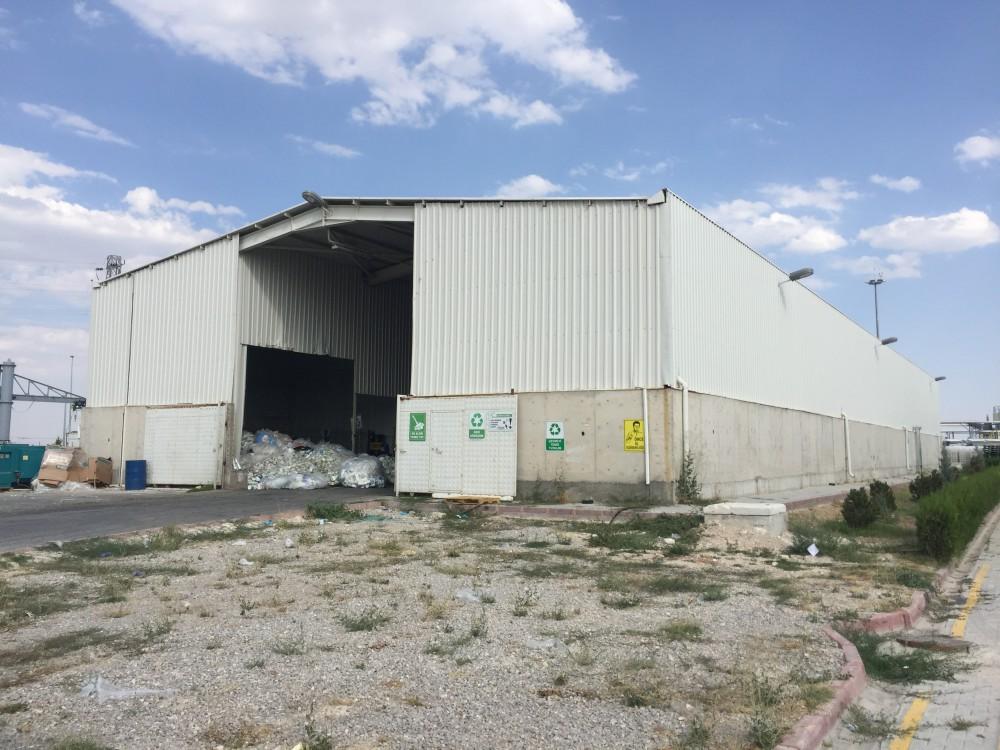 Panagro Et Süt Entegre Tesisi Atık Deposu ve Kamyon Yıkama Binası Yapımı || 3MC Yapı