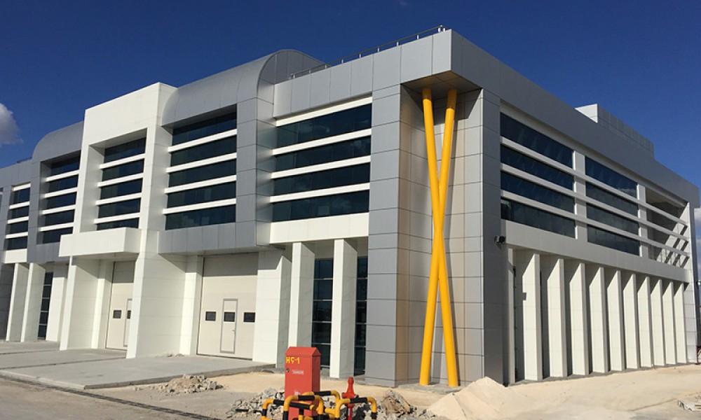 Panplast İdare Binası İnşaatı || 3MC Yapı
