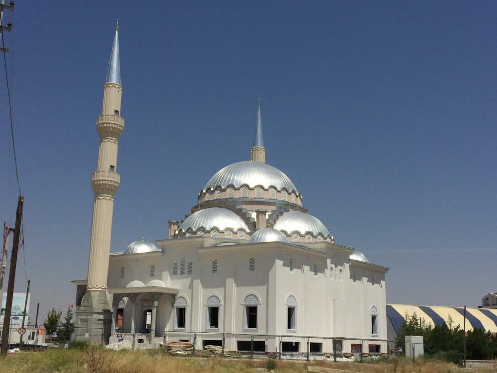 Yeşilkaya Kardeşler Camii || 3MC Yapı