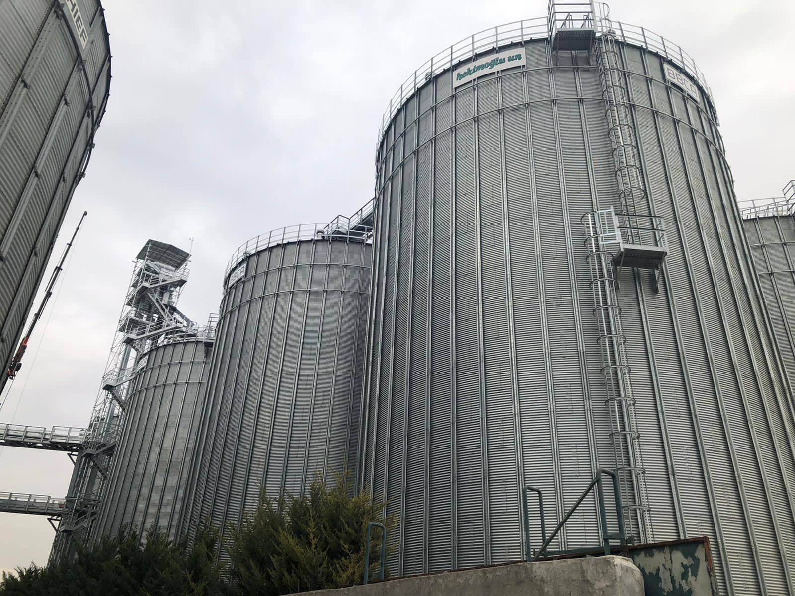 Hekimoğlu Un Fabrikası ve Tic. A.Ş.    3MC Yapı